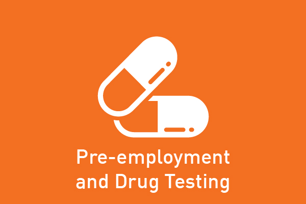 Pre-employment and Drug Testing