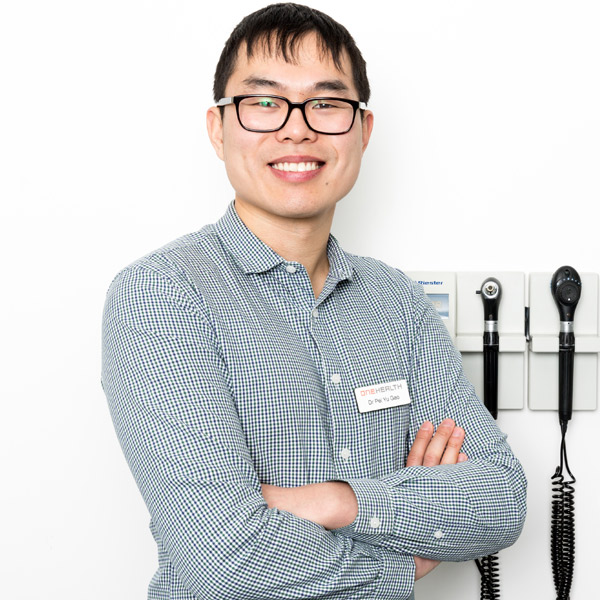 DR PEI YU GAO GP and Urgent Care Physician